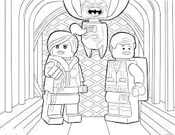 Coloriage Lego Batman Sheet Jecolorie Com