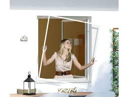 Insektenschutz Fenster Fliegengitter Rahmen Einbau Obi