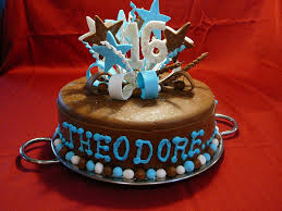 Birthday Cake For 16 Year Old Boy Cakecentralcom
