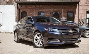 2014 Chevrolet Impala 3.6L V-6 Instrumented Test – Reviews – Car ...