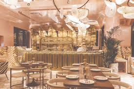 Barbra Streisand Interior Design The Story Behind Flamingo Room By Tashas Blushing Design