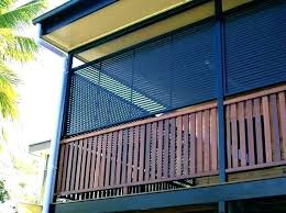 balcony deck privacy screen ideas patio screens outdoor