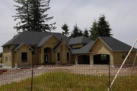 new home builders washington state. Unique Home BuckleyWashington State New Home Construction 22 June 2014 Stock Photo   29401979 Throughout Home Builders Washington State G