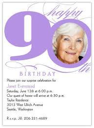 90th Milestone Birthday Rosie