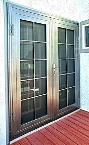 double door security screen doors double security doors google search steel security