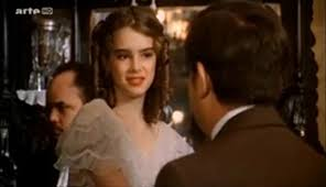 This brooke shields photo might contain bouquet, corsage, posy, and nosegay. Pretty Baby Film Completo 1978 Video Dailymotion