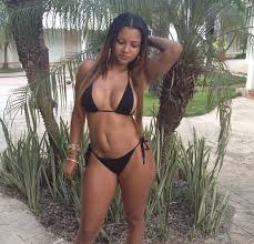 Sexy mexican bikini women