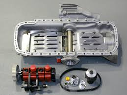 engine what are the benefits of a dry sump motor vehicle enter image description here