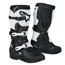 Alpinestar Tech 3 Size Chart Alpinestars Mx Boots Tech 3 Black White