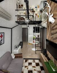 Terrific Decorating A Small Loft Ideas - Best idea home design .