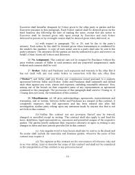 House Sale Contract Form - New York Free Download