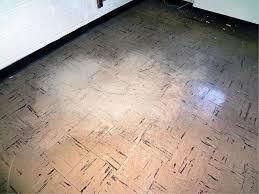 vinyl asbestos flooring