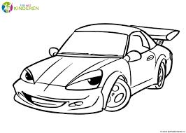 Kleur Kleurplaten Van Raceautos Kleurplaten Ferrari Kleurplaten 75