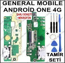 General Mobile Discovery One 4G Şarj Soketi Mikrofon Bordu + Tamir Seti  Fiyatı ve Özellikleri - GittiGidiyor