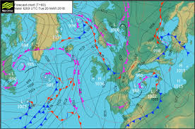 Weather Forecasts For Hill Walkers Ultimate Navigation School