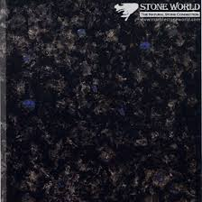 polished impala blue granite for countertops vanities mt050 pictures photos