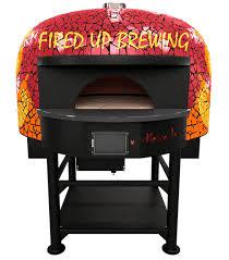 The first original ferrari napoli 101 pizza oven was from g.ferrari. Marraforni Artisan Commercial Brick Oven Stone Hearth Oven