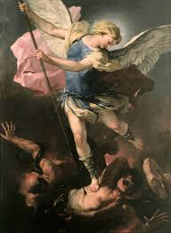 архангел михаил побеждает люцифера пошук Google архангел михаил