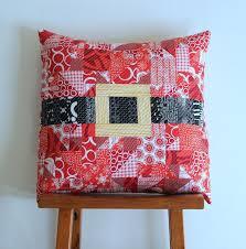 5 Festive Christmas Pillow Shams & Modern Merry Christmas Pillow Pattern Adamdwight.com
