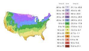 Garden Zone Chart 74 Complicated Growing Season Map