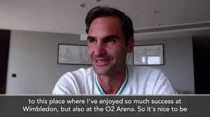 Wimbledon tennis - 'Roger Federer not ...