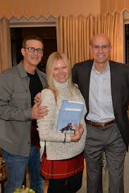 """Jan 22, 2016 Al Roker and Deborah Roberts Book Signing for """"been there,  done that"""" - AnnieWatt"""