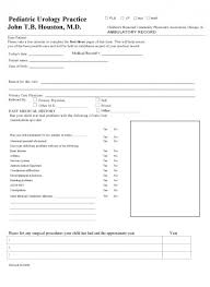 Medical Release Form For Child Mesmerizing Dental Release Form Custom OHBH Becoming A Patient Simple Resume