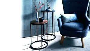 full size of small white pedestal accent table distressed round black diy side amazing traditional kitchen