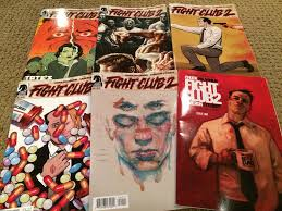 fight club i am jack s advance review bleeding cool news  fight club 2 1 i am jack s advance review bleeding cool news and rumors