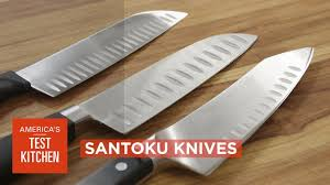Kitchen Knife Comparison Chart Equipment Review Best Santoku Knives Our Testing Winners