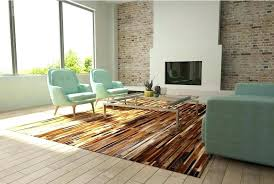 brown cowhide rug furniture striped patchwork shine rugs within ideas patch 8 x 10