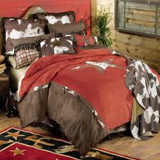 western bedding sets clearance western bedding full queen size cowhide star bed setlone s on amazing
