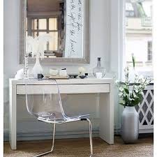 ikea vanity top. Exellent Top Ikea Malm Dressing Table  Vanity Glass Top Desk White And Top T