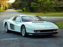 Miami Vice Ferrari Testarossa Shows Up On Ebay Video Autoevolution
