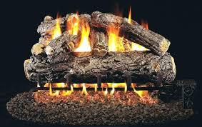 gas fireplace log sets gas fireplace log sets home depot