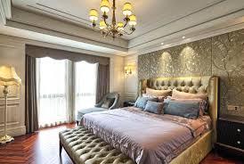 Smart Design Gestaltungsideen Schlafzimmer Ideen Grau Tapeten Deko