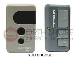 liftmaster branded s to be d less than the sears craftsman please use the drop down arrow over the add to cart on to pick your remote