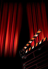 Movie Poster Background Art Vector Free Vector In Encapsulated