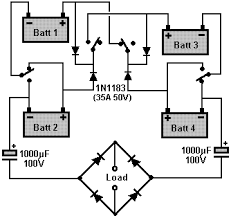 energy devices battery pulse charging systems