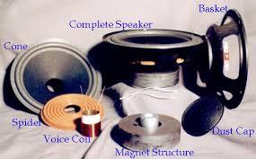 speakers parts. speaker parts speakers