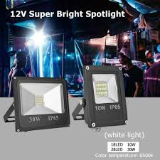 ip65 waterproof led flood light 12v