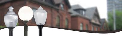 plastic globes for outdoor lighting fixtures