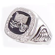 fashion 925 sterling silver biker ring mens biker style rings jewelry motorcycle ring in rings from jewelry accessories on aliexpress