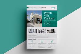 real estate flyer templates 20 best real estate flyer templates design shack