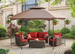 outdoor patio wind blockers gazebo