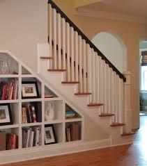 Shelves Stairs 25+ ide terbaik tentang stair shelves di pinterest | tangga