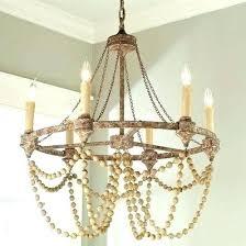 diy wooden bead chandelier beaded chandelier cream rusted bead chandelier wood beaded wooden crystal beaded chandelier