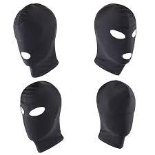 <b>4 Style</b> Stretchy Breathable Sponge <b>Fetish</b> Mask Sexy Toys ...