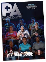 Positively Aware Hiv Drug Chart 2019