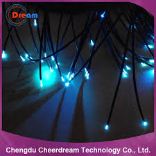 china 1mm pmma end glow fiber optic cable for lighting china end glow fiber optic cable pmma fiber optic cable